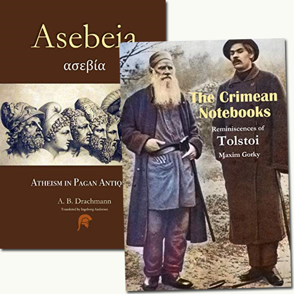 Asebeia and The Crimean Notebooks